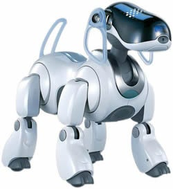 Illustration for article titled New AIBO in the Works, Could be PS3-Compatible
