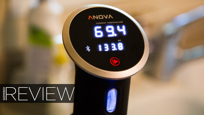 Illustration for article titled Anova Precision Cooker Review: Killer Sous Vide for Everyone
