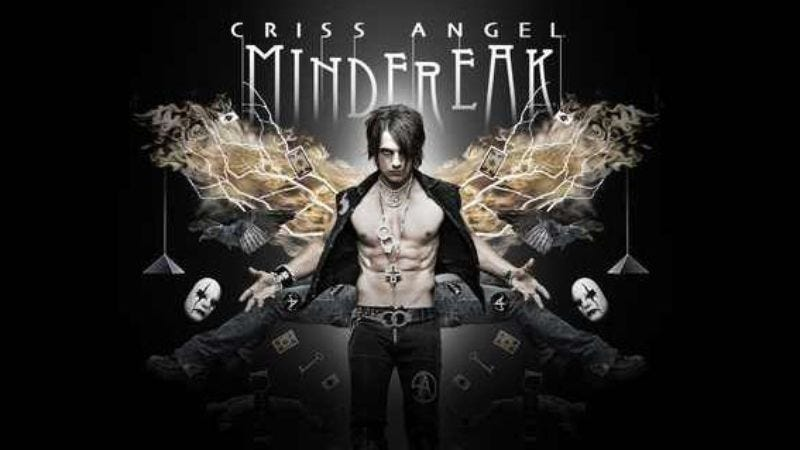 Criss Angel To Mindfreak Some Kids On Foxs Grandfathered