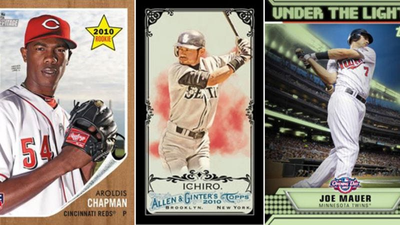 On Topps The State Of The Baseball Card In 2011