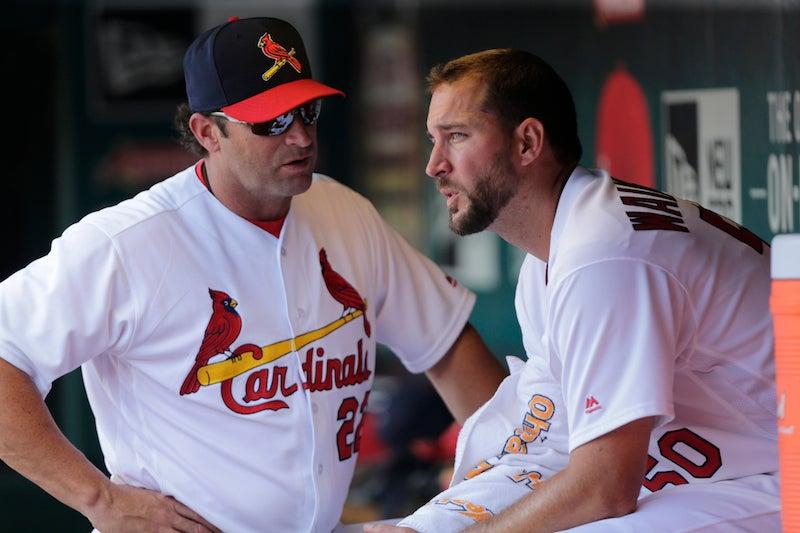 Matt Carpenter to return from DL as scuffling Cardinals chase wild card