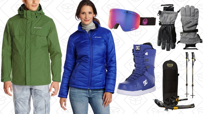 Outdoor Apparel and Gear Amazon Sale