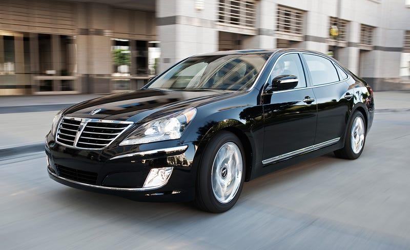 Illustration for article titled Hyundai/Kia's Luxury Problem