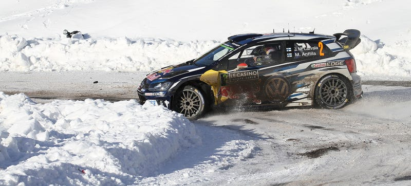 Illustration for article titled Rally Driver Claims He Didn't Know He Hit A Spectator; WRC Calls BS, Fines Him