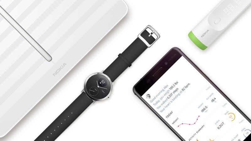 Illustration for article titled Withings desaparece: todos sus gadgets llevarán ahora la marca Nokia