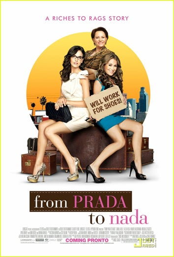 Illustration for article titled From Prada To Nada Is Modern Jane Austen With Latina Twist