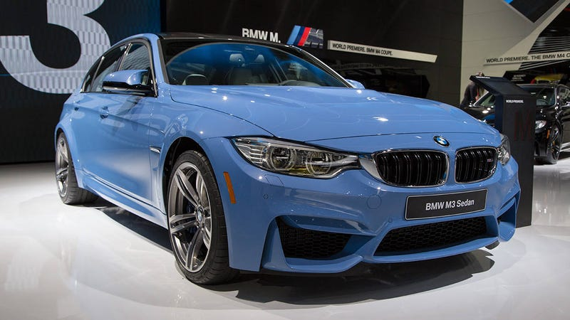 Illustration for article titled The new BMW M3 will punish the clueless