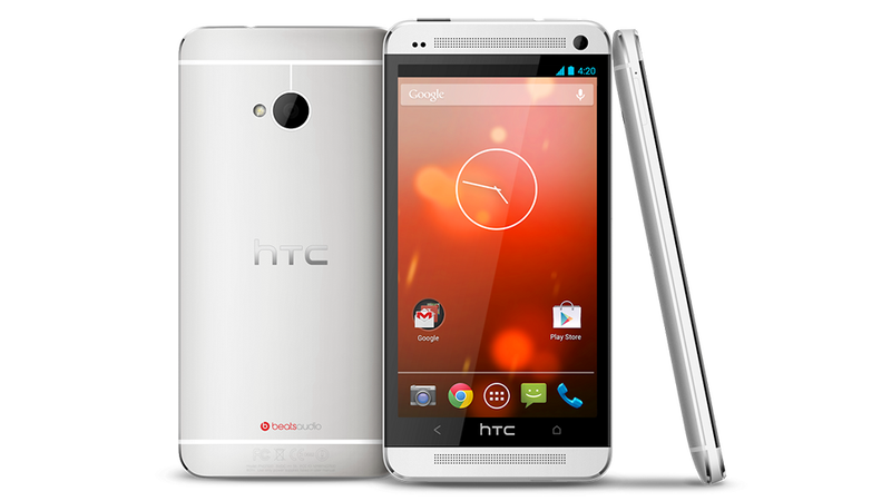 Illustration for article titled HTC One Google Edition Brings Stock Android to the Best Android Phone