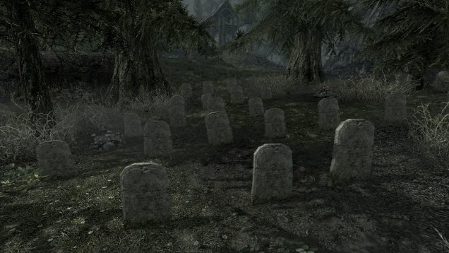 Fans Discover Creepy Scrapped Skyrim Features, Add Them Back In