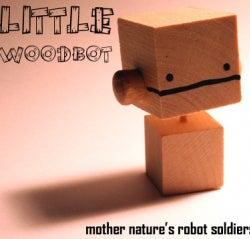 """Illustration for article titled Cute Robot Soldier Toys Are Plotting """"Big Reset"""""""
