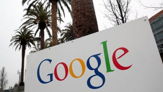 Outside Google headquarters in Mountain View, Calif.Justin Sullivan/Getty Images