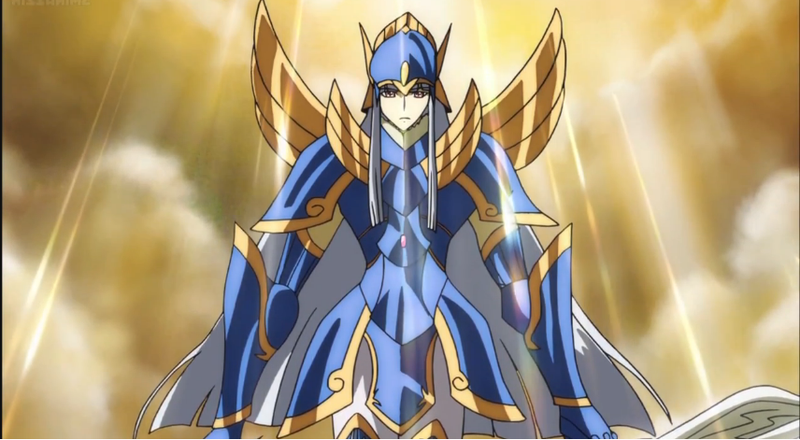 Illustration for article titled In the Latest Chapter Of... Saint Seiya Soul of Gold (Ch.8)