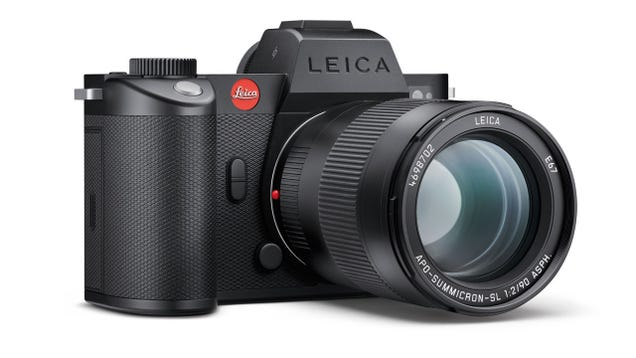 Leica s SL2-S Is a Cheaper and Lighter but Still Very Expensive Flagship Full-Frame Mirrorless Camera