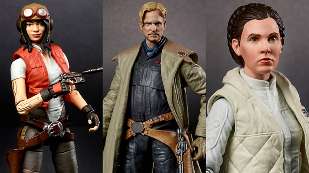 All the Amazing New Star Wars Toys From Toy Fair