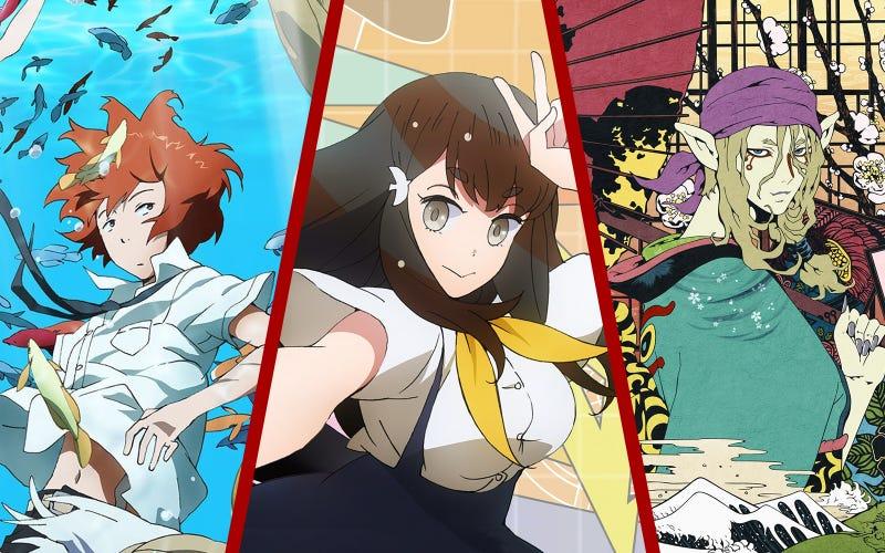 Illustration for article titled Anime Auteur: Kenji Nakamura (Gatchaman Crowds insight)