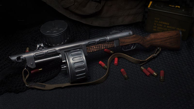 Illustration for article titled This Real Fallout 3 Shotgun Will Make You Yearn For An Apocalyptic Washington