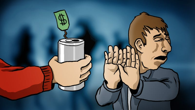 """Illustration for article titled How to """"Just Say No"""" to Peer Pressured Spending"""