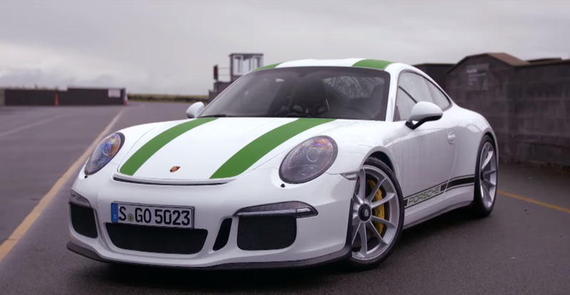 Illustration for article titled Chris Harris Wanted The Overhyped Porsche 911 R To Not Be Brilliant