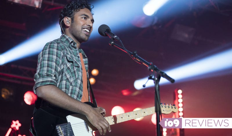 Himesh Patel stars as the only person alive who knows the Beatles catalog in Yesterday.