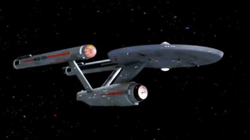 Illustration for article titled New Star Trek series hires Gene Roddenberry's son as executive producer