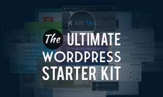 Illustration for article titled Build or Upgrade Your WordPress Site With The Starter Kit – 84% off