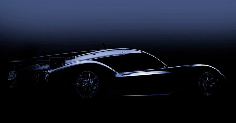 Illustration for article titled Toyota's Gazoo Racing Is Doing A Le Mans-Inspired Supercar Concept For The Street