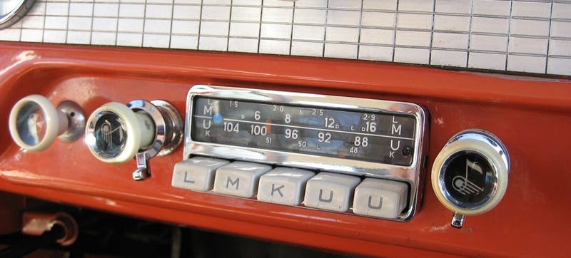 Illustration for article titled AM/FM Radio Is Still Popular Thanks To Cars