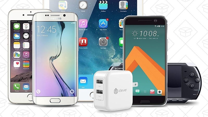 iClever BoostCube | $6 | Amazon | Promo code ICWC0599