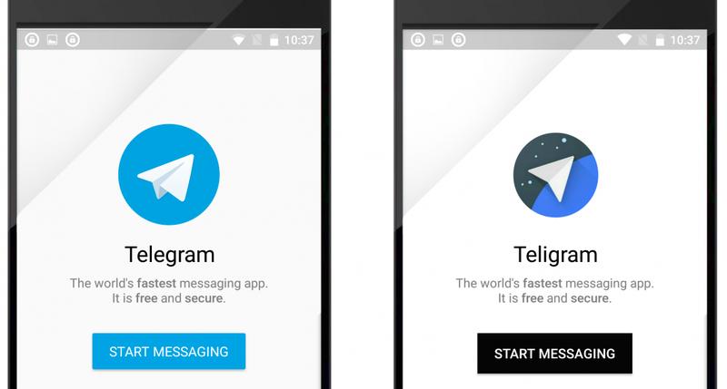 Dont download these fake telegram apps symantec stopboris Gallery