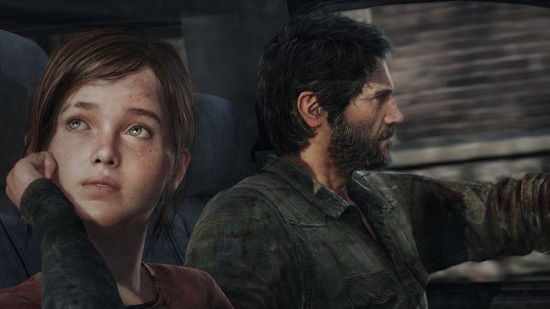 The Last Of Us (Image: Naughty Dog)