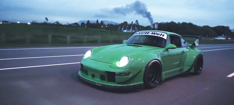 Illustration for article titled Here Is Your Daily Dose Of 911 Porn, Starring The RWB Super Musashi