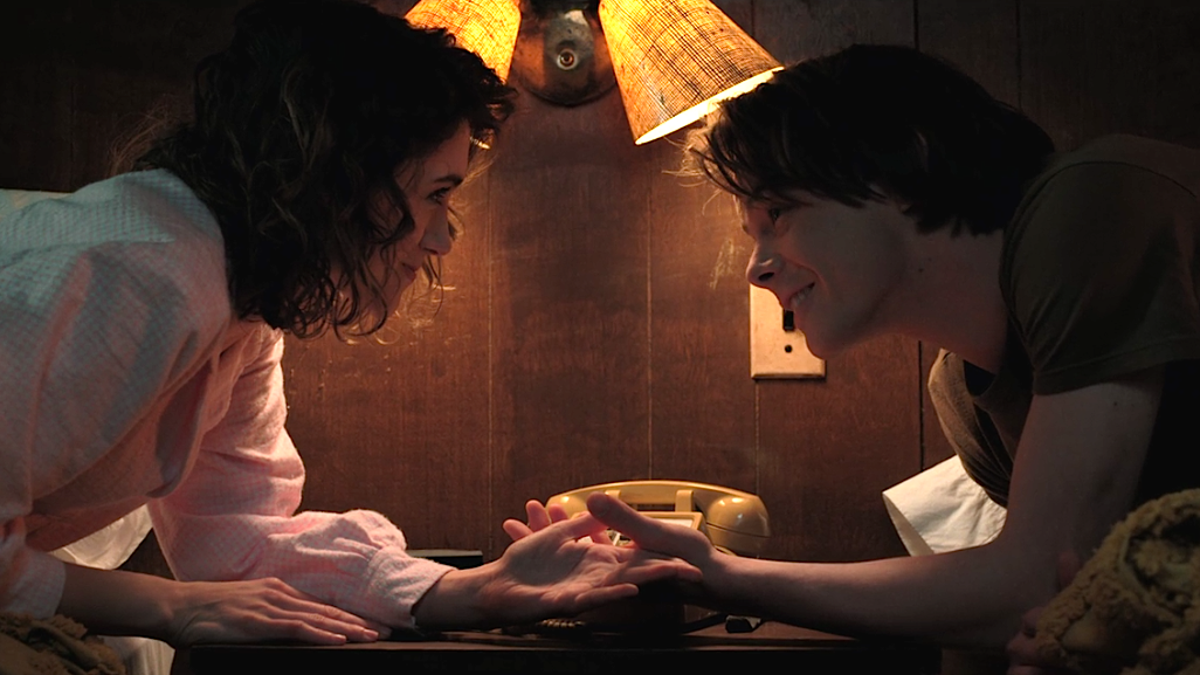 Stranger Things serves a bracing cocktail of tension, humor