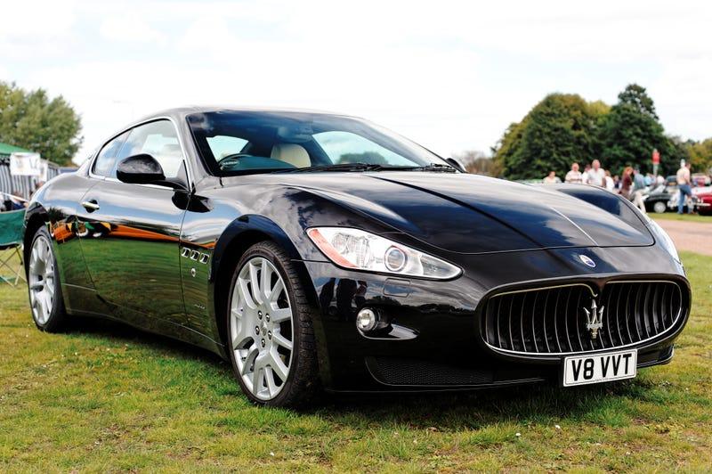 Illustration for article titled Shocking News: Maserati Still Makes The GranTurismo
