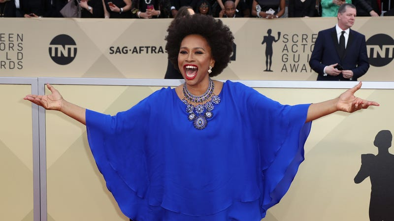 Jenifer Lewis attends the 24th Annual Screen Actors Guild Awards at The Shrine Auditorium on January 21, 2018 in Los Angeles, California.