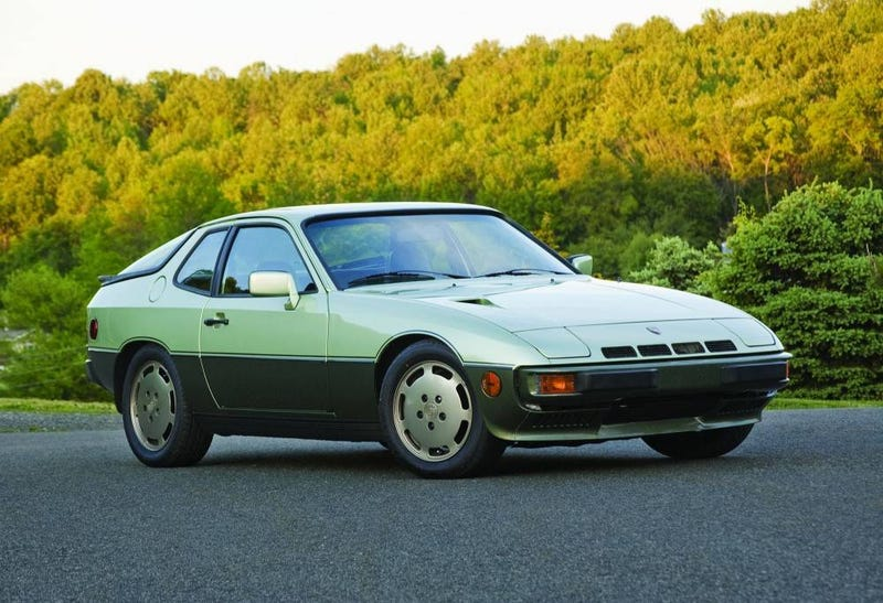 Illustration for article titled Jonesing over the 924 Turbo now.