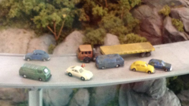 Illustration for article titled There's A Secret Shrine To Volkswagens On The Blue Ridge Parkway