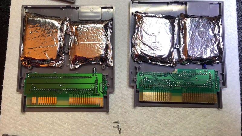 Game Collector Finds Drugs Hidden Inside NES Cartridges
