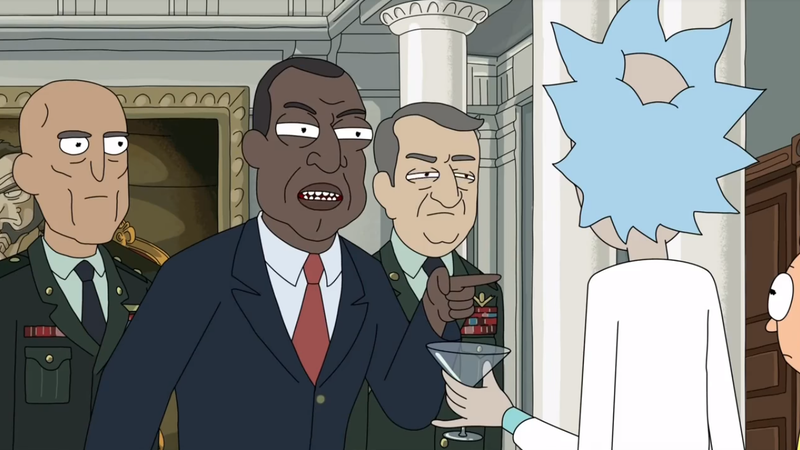Illustration for article titled In its third season finale, Rick And Morty tries to unring a bell