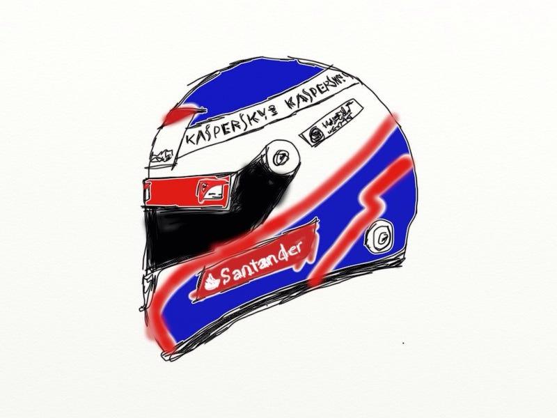 Illustration for article titled Helmet Designs