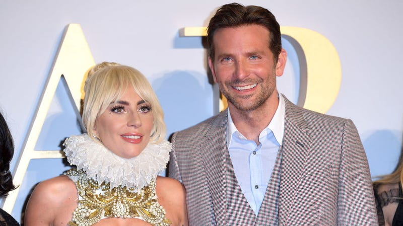 Illustration for article titled Lady Gaga has a Bradley Cooper description she likes, uses endlessly