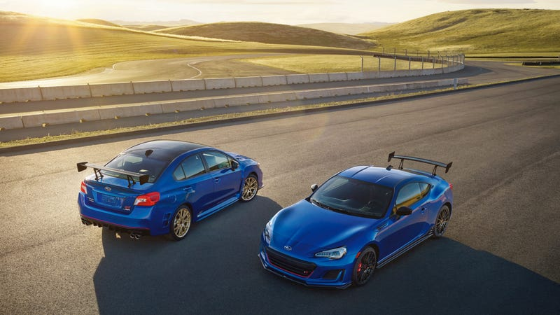 Subaru Releases 2018 WRX STI Type RA Pricing: Only 500 Units Produced