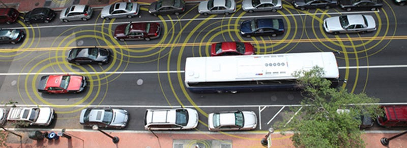 Illustration for article titled US Government Gets Impatient, Wants Cars to Talk To Each Other Now