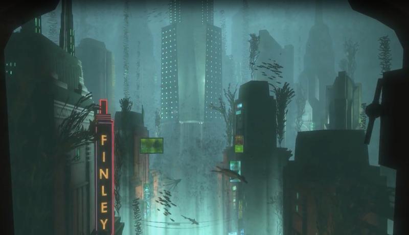 Illustration for article titled Los 15 primeros minutos del nuevo Bioshock remasterizado te dejarán sin aliento (otra vez)