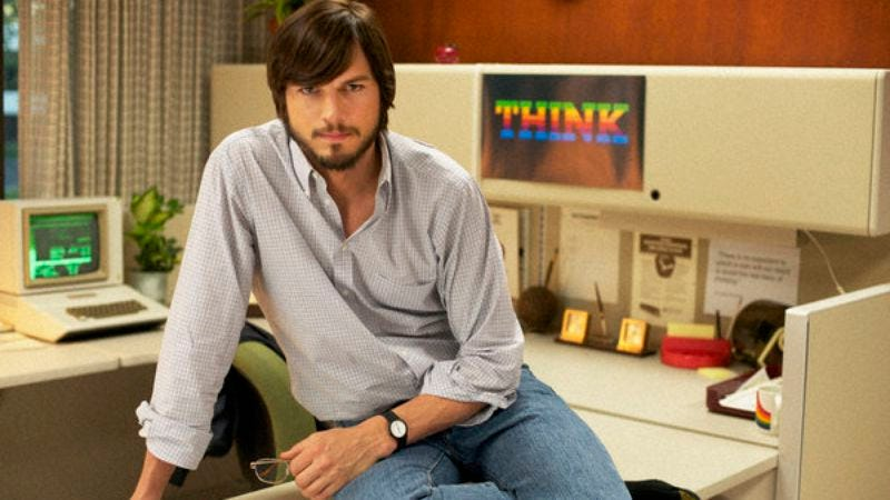 Illustration for article titled Sundance now has Ashton Kutcher as Steve Jobs, as well as other films that don't sound awful