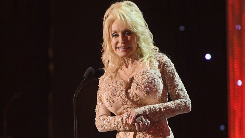 Illustration for article titled Dolly Parton's Wildfire Relief Fund Is Helping Almost 1000 Families Who Lost Their Homes Last Year