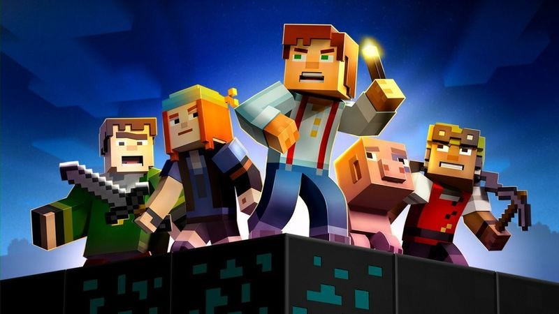 Today's best deals: Minecraft: Story Mode, Anker audio, and more