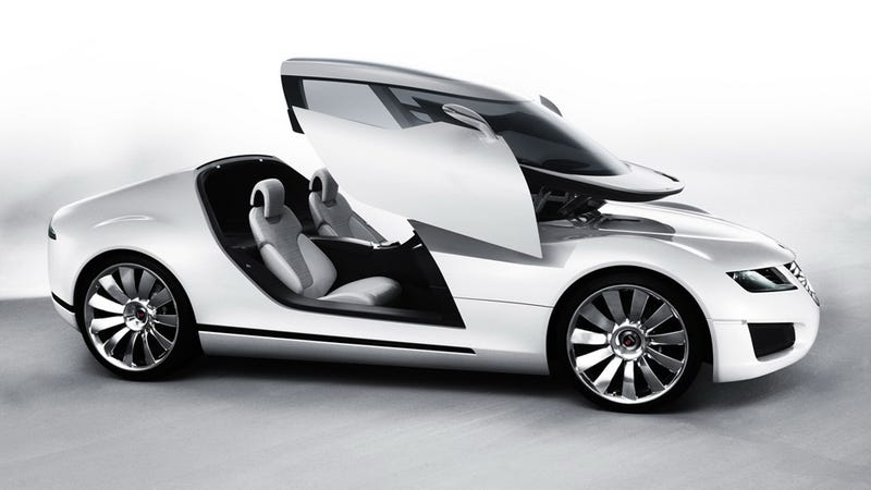 Illustration for article titled Ten Features An 'Apple Car' Would Have