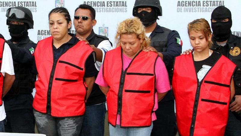 Illustration for article titled Female Drug Cartels Prove Women Can Be Just as Good at Mass Murder as Men