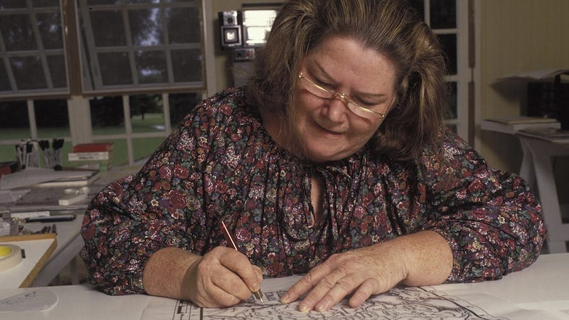Illustration for article titled Colleen McCullough, Author of The Thorn Birds, Has Died at 77