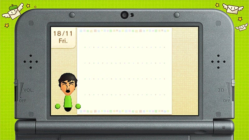 Nintendo launches new 3DS messaging app Swapdoodle